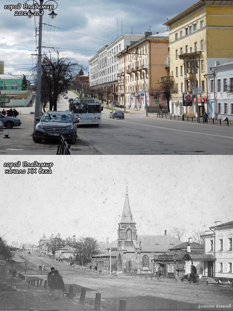 Когда-то на месте современного здания (Дворянская улица, 15), находилась каменная лютеранская церковь