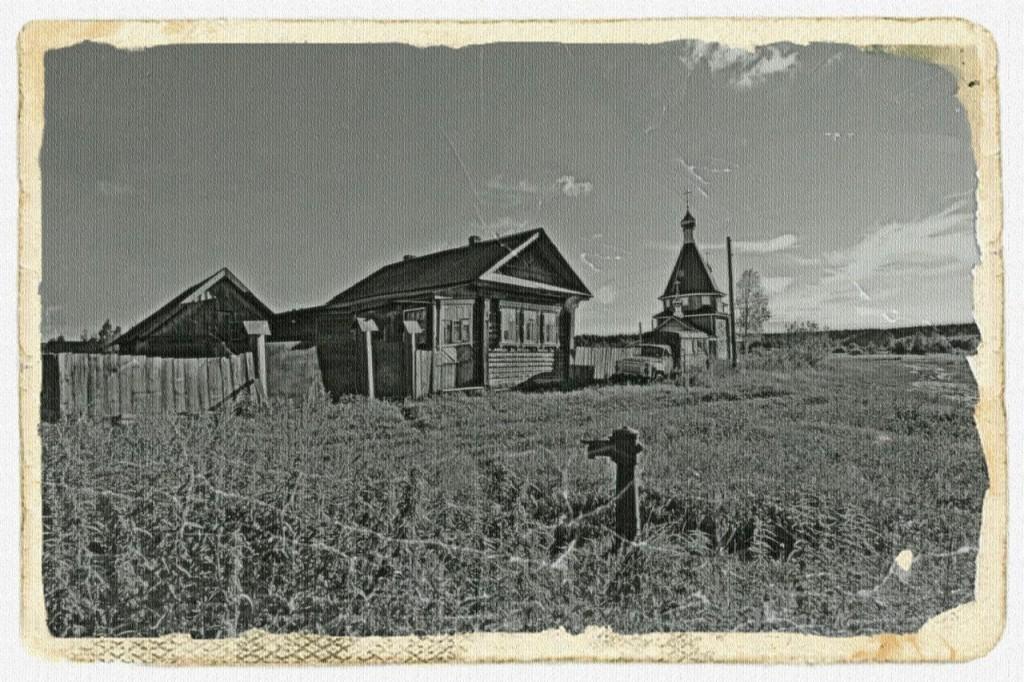 Лужи. Меленковский р-н 06