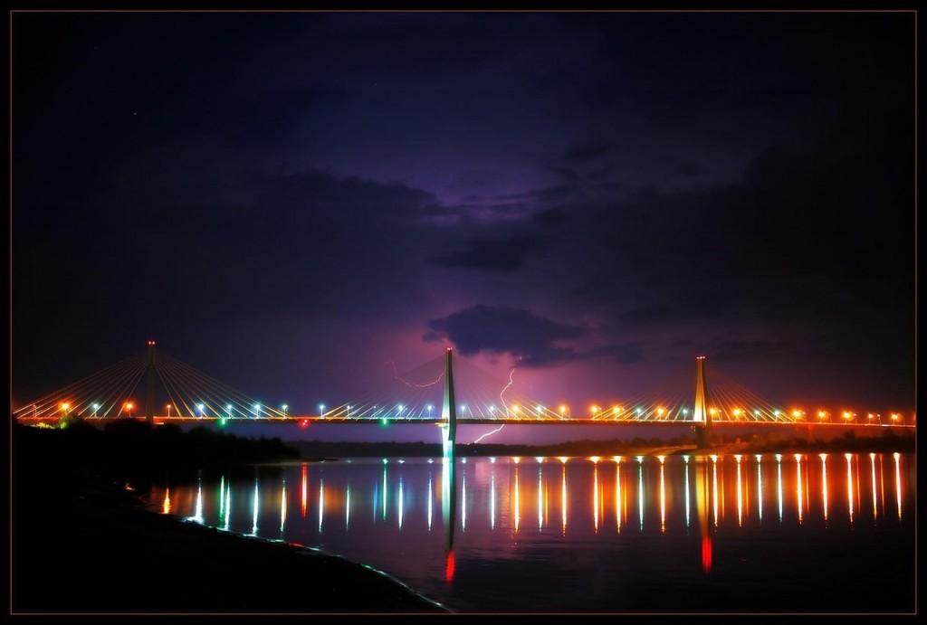 Муромский мост Ивана Мирошкина