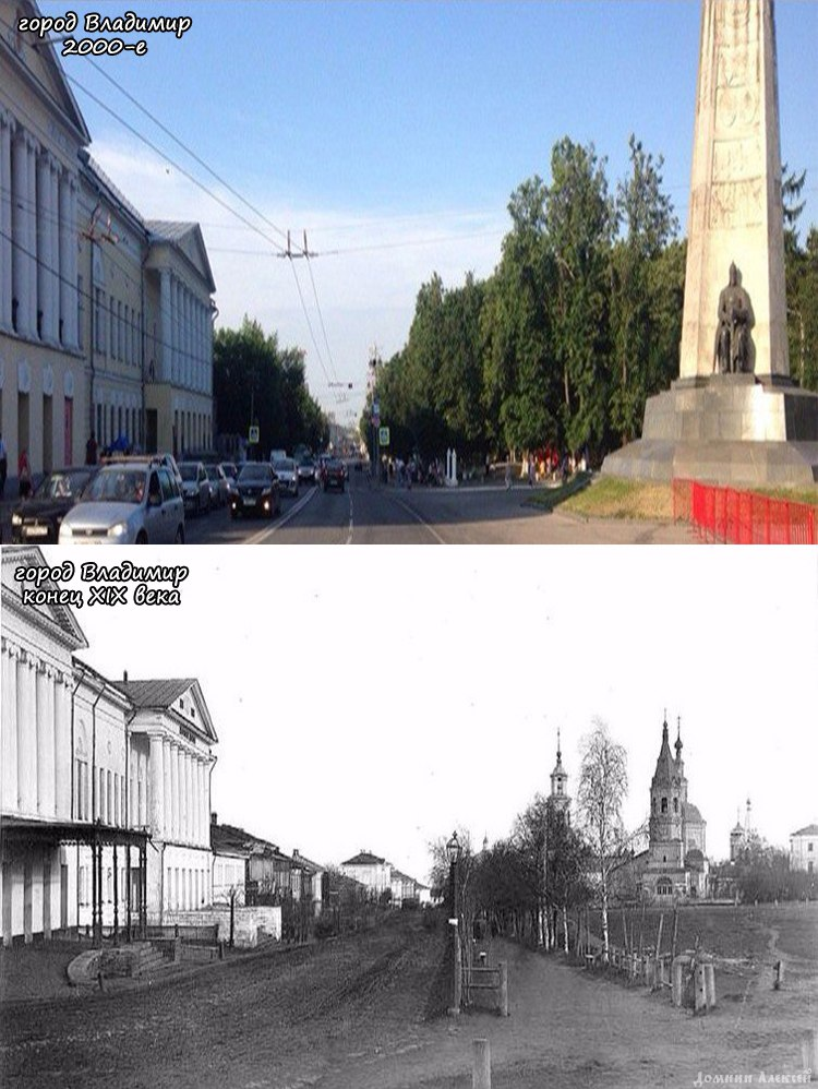 На территории парка Липки когда-то находилась Борисоглебская церковь