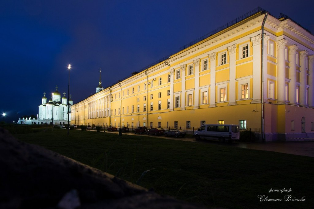 Ночной Владимир, такой яркий и красочный 06