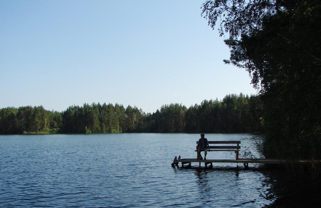 Озеро Санхар 05