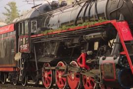 Поезд Победы в Вязниках