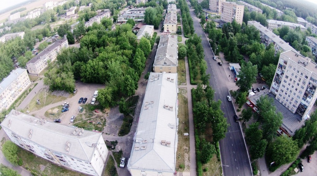 Полёты над Вербовским от Александра Пащенко 02