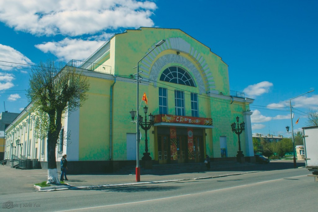 По улицам весеннего Мурома (2015) 04
