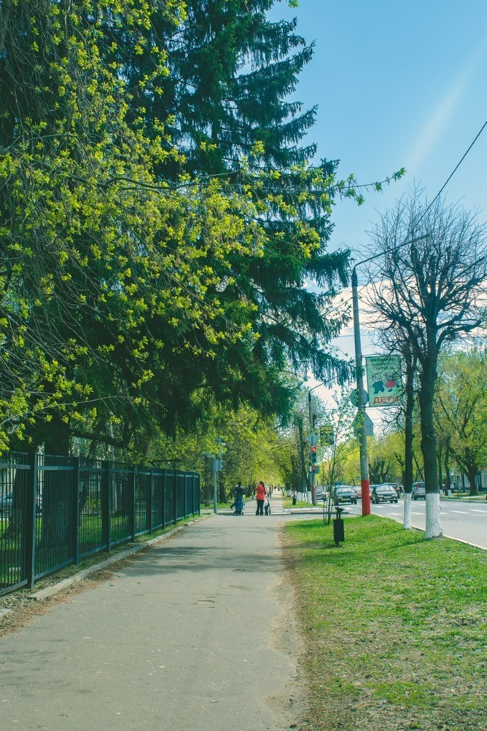 По улицам весеннего Мурома (2015) 05