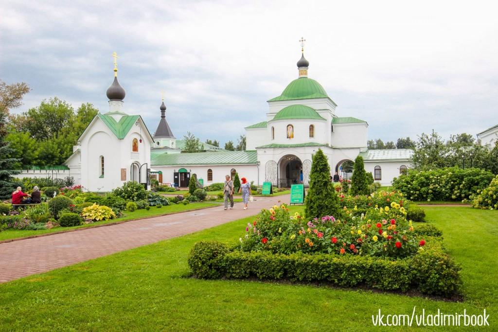 Прогулка по муромским монастырям в августе 05