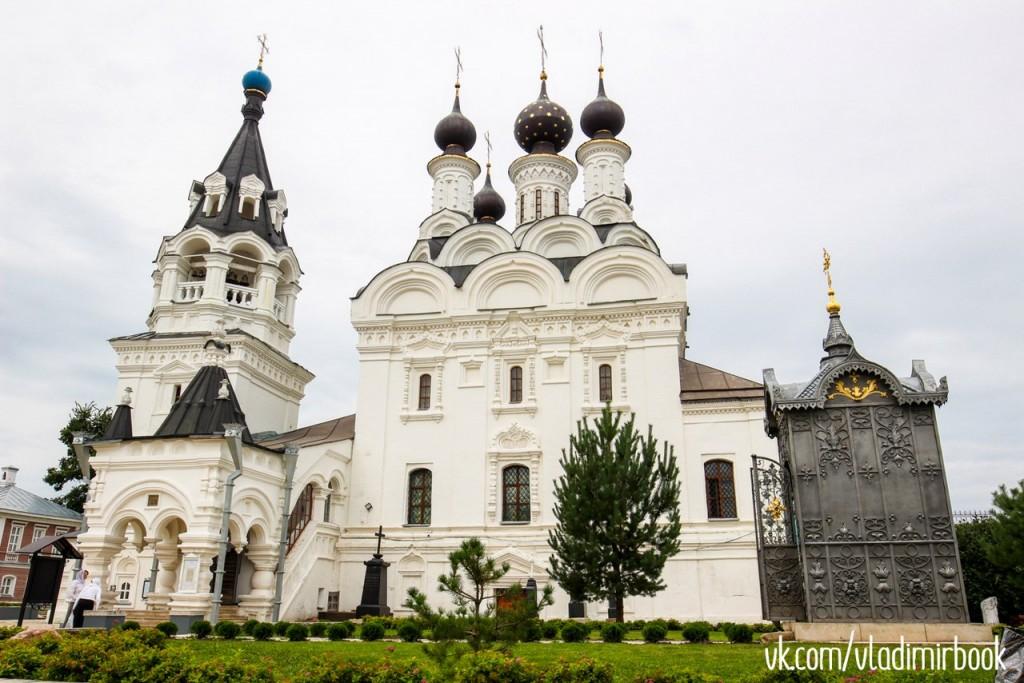 Прогулка по муромским монастырям в августе 08