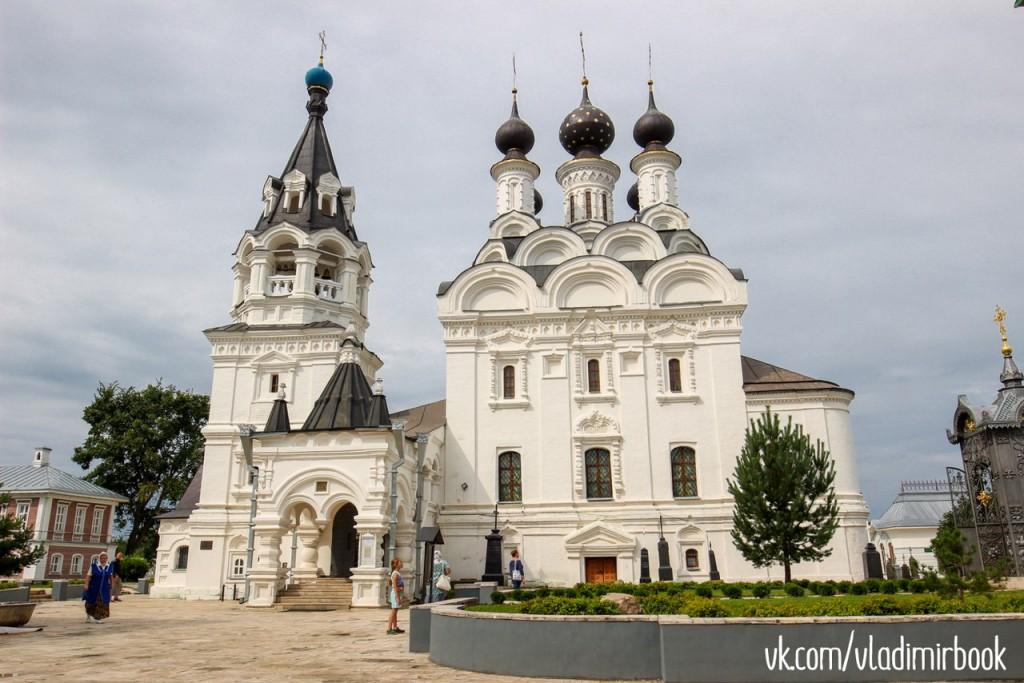 Прогулка по муромским монастырям в августе 09