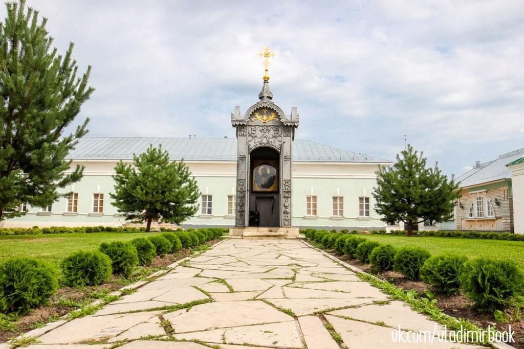 Прогулка по муромским монастырям в августе 10