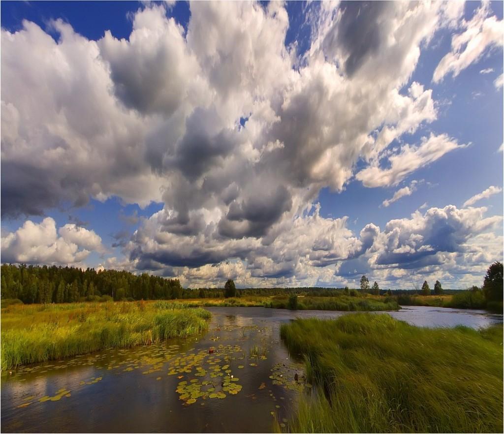 Река Колпь, Владимирская губерния