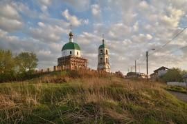 Троицкая церковь в Карачарово
