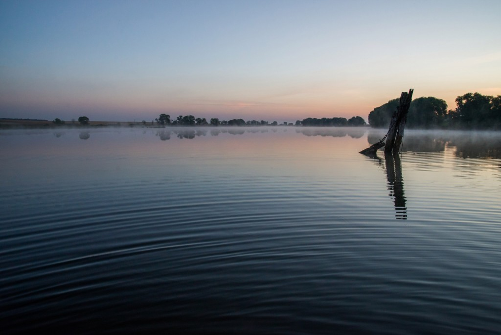 Утренний рассвет во Владимирской области 01