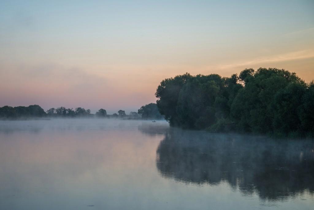 Утренний рассвет во Владимирской области 04