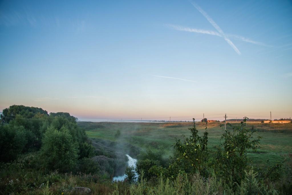 Утренний рассвет во Владимирской области 05