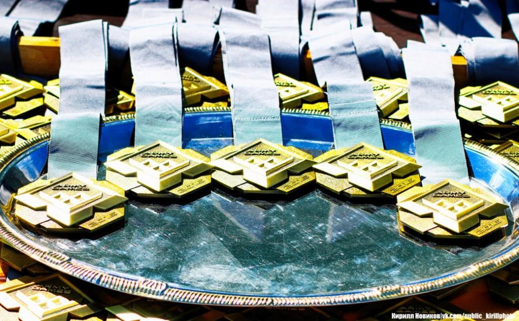 Финал международных соревнований военных понтонёров 02