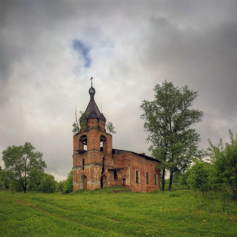 Храм Троицы Живоначальной, Петушинский район