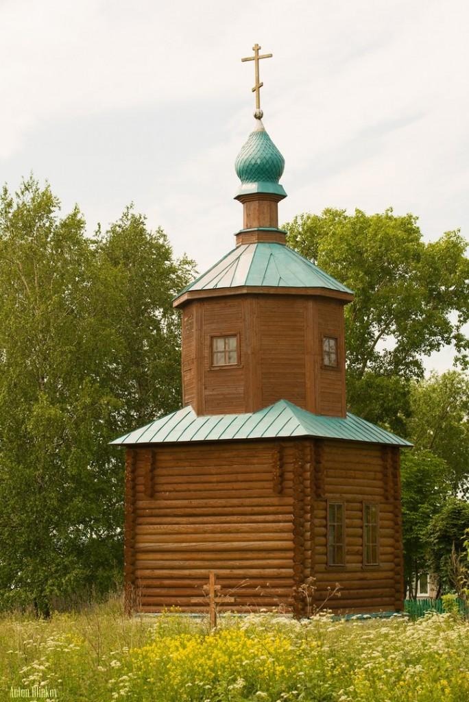 Храм в селе Андреевское Юрьев-Польского р-на