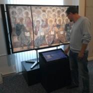 Андрей Рублёв в Картинной галерее