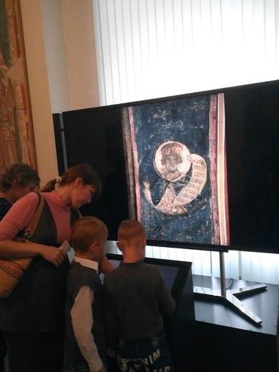 Андрей Рублёв в Картинной галерее 03