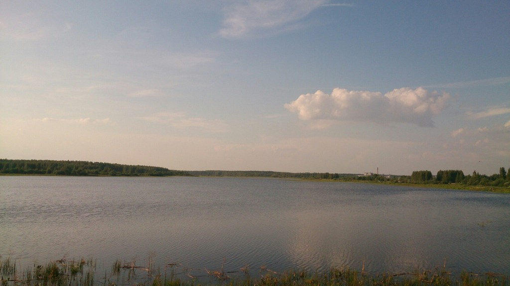 Анопинское водохранилище, Гусь-Хрустальный район