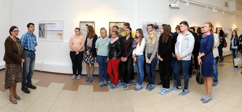 В Музее природы открылась выставка «Рождённые летать» 05