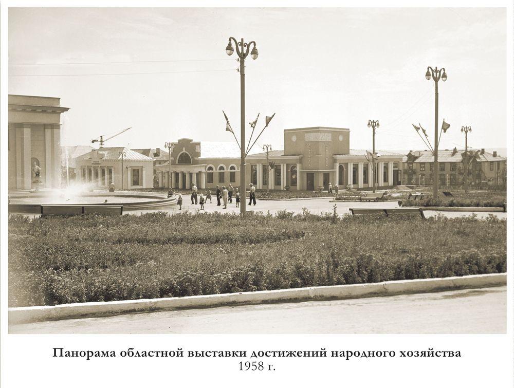 В 1944 г. город Владимир стал центром Владимирской области 05