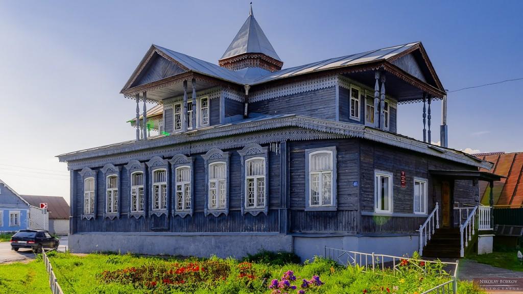 Деревня Ручьи, Ковровский