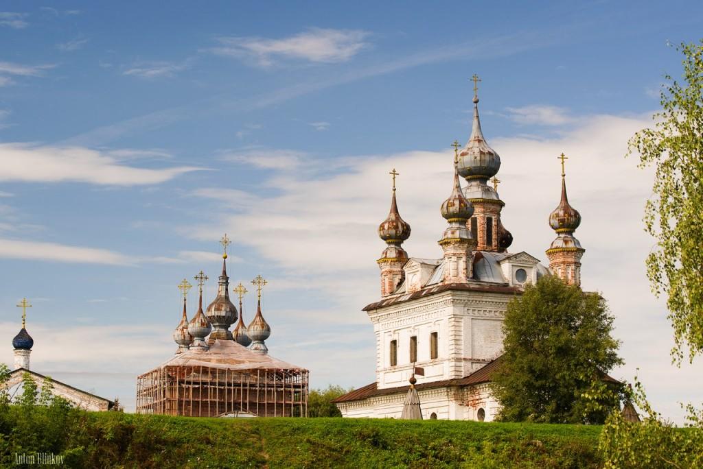 Кремль Юрьев-Польского