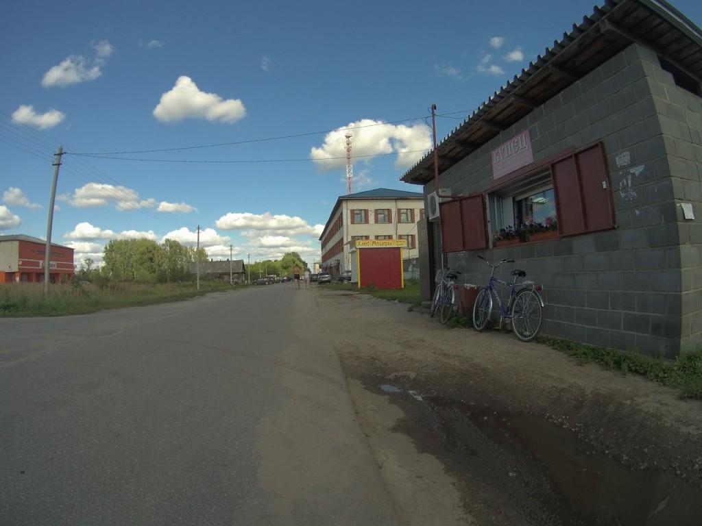 Марш-бросок Асерхово - Березники - Уршельский - Гусь-Хрустальный 10