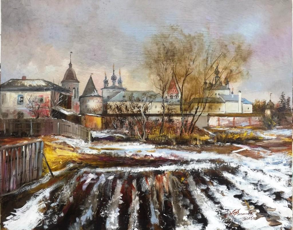 Пейзажи владимирской области в работах Александра Филиппова 02
