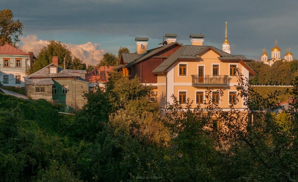 Прогулка по солнечному Владимиру 09