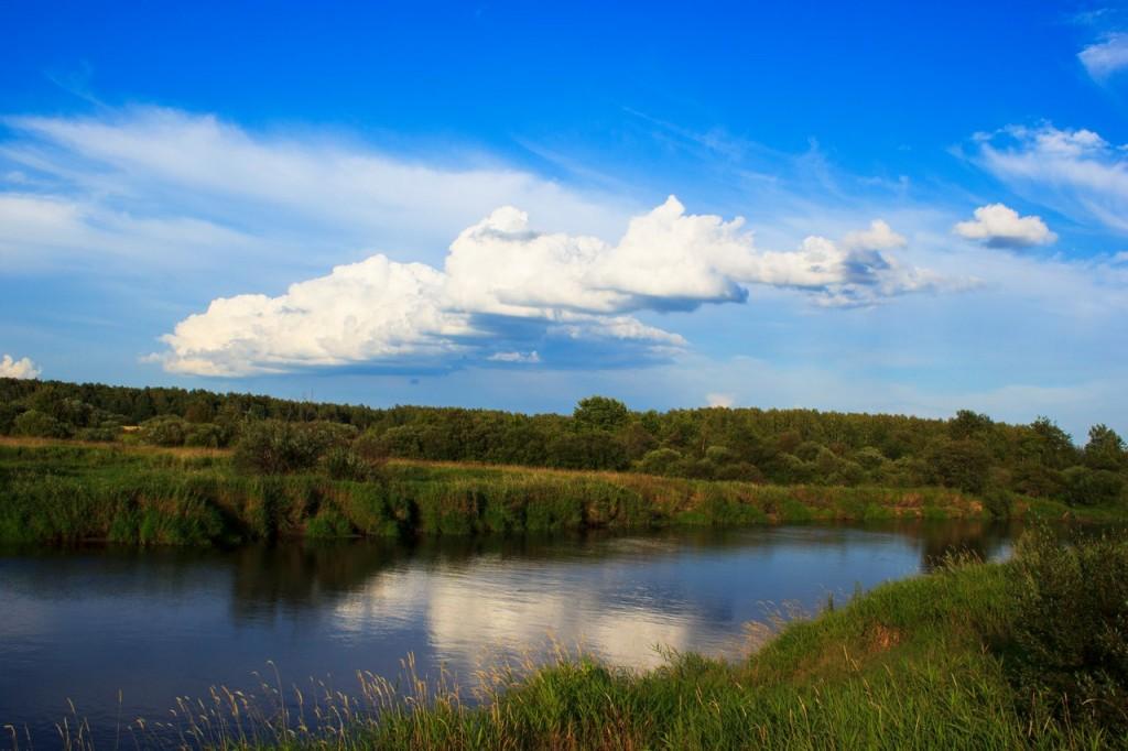 Река Уводь, Ковровский район 02