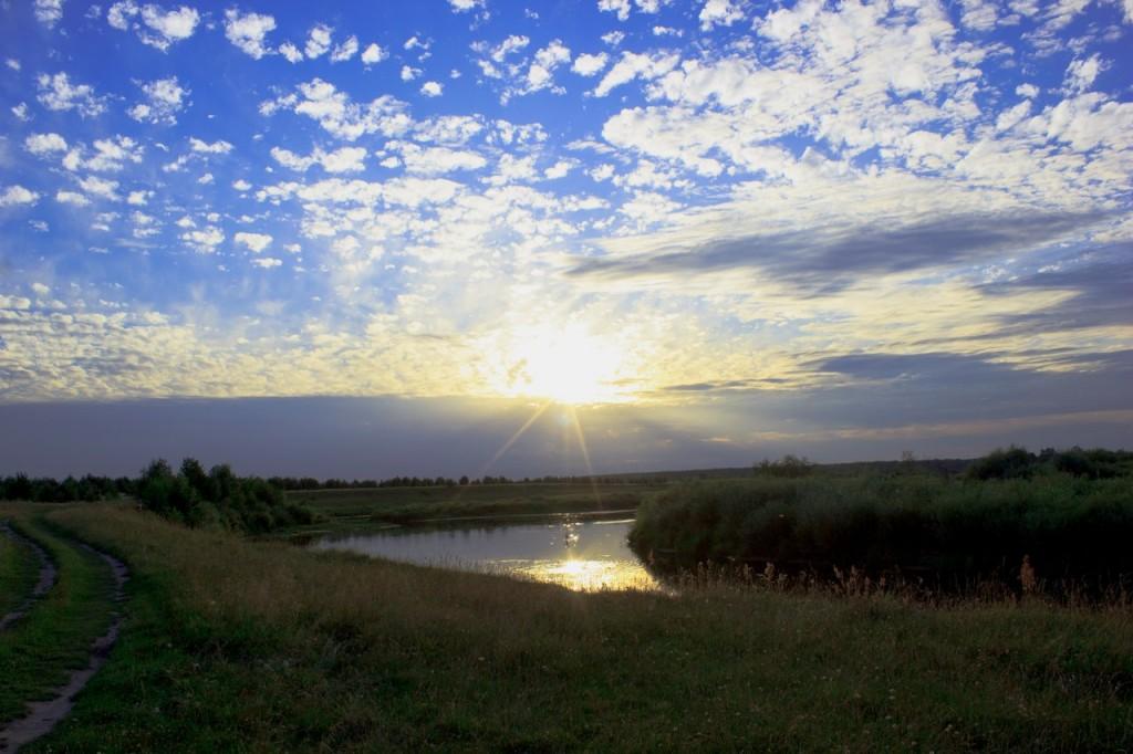 Река Уводь, Ковровский район 05