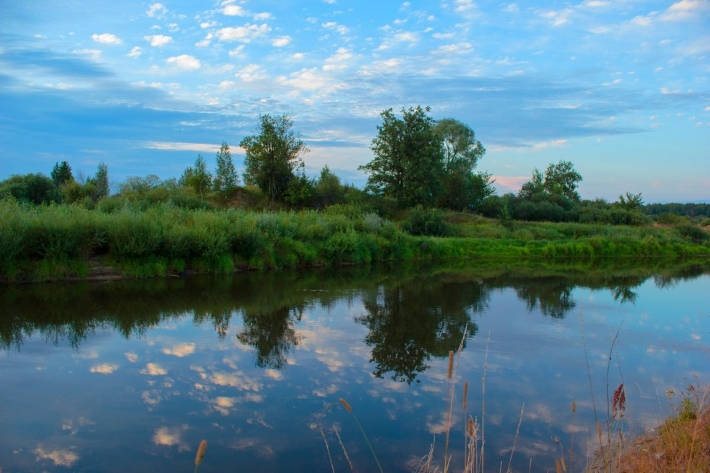 Река Уводь, Ковровский район 06