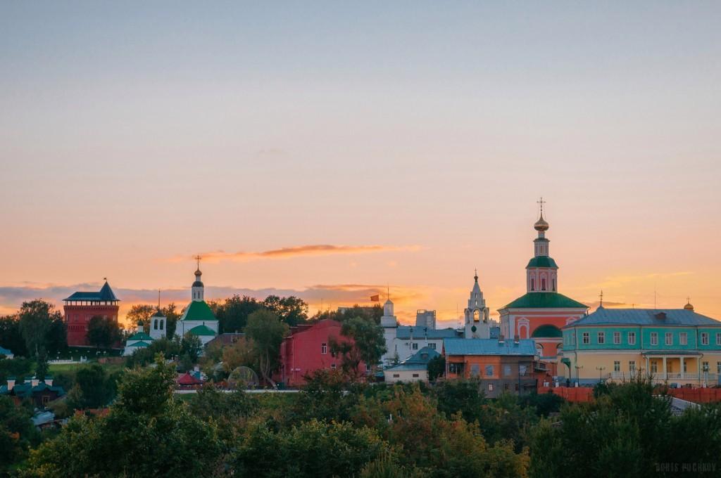 Сентябрь во Владимире 03