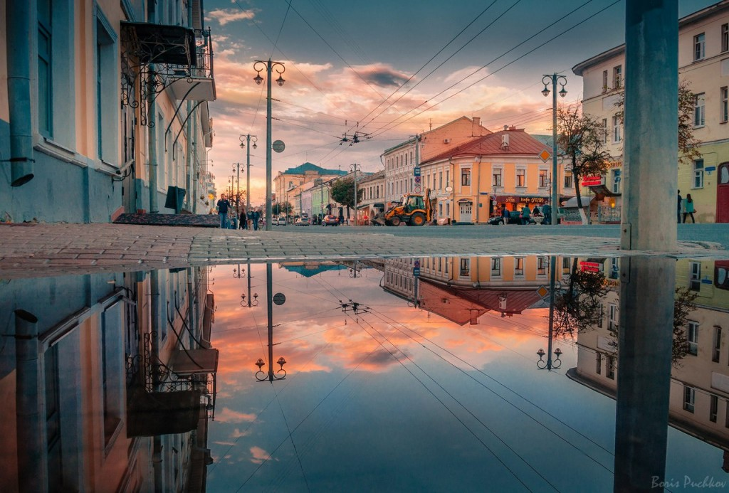 Сентябрь 2016, Владимир после дождя 06