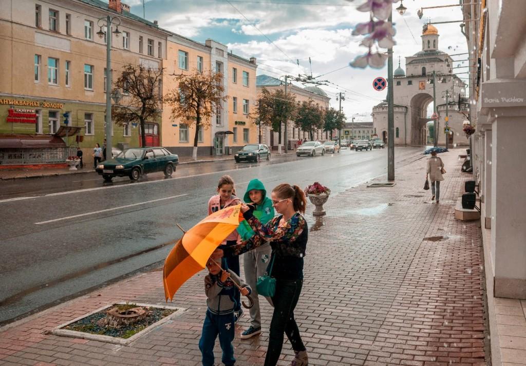 Сентябрь 2016, Владимир после дождя 07