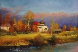 Александр Филиппов: Скучная картина, Юрьев-Польский район