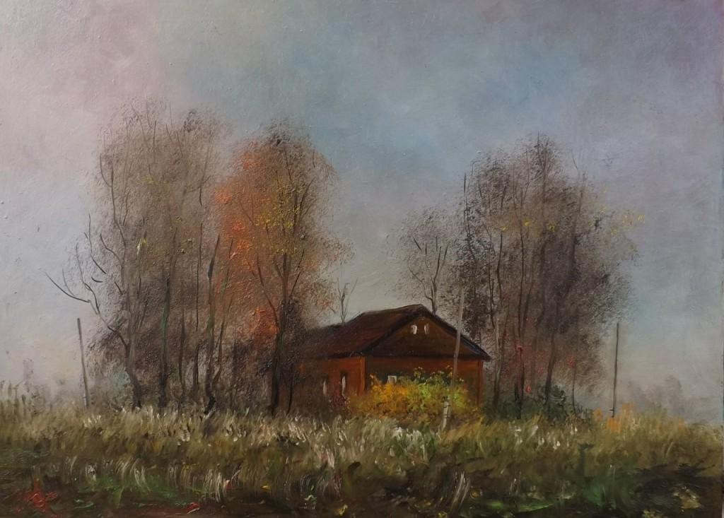 Скучная картина, Юрьев-Польский район 02