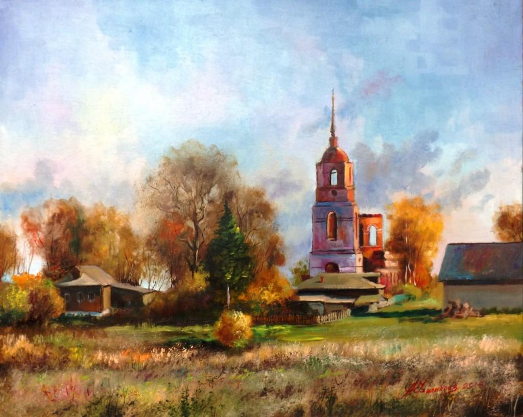 Скучная картина, Юрьев-Польский район 03