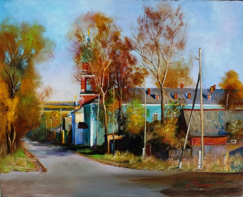 Скучная картина, Юрьев-Польский район 05