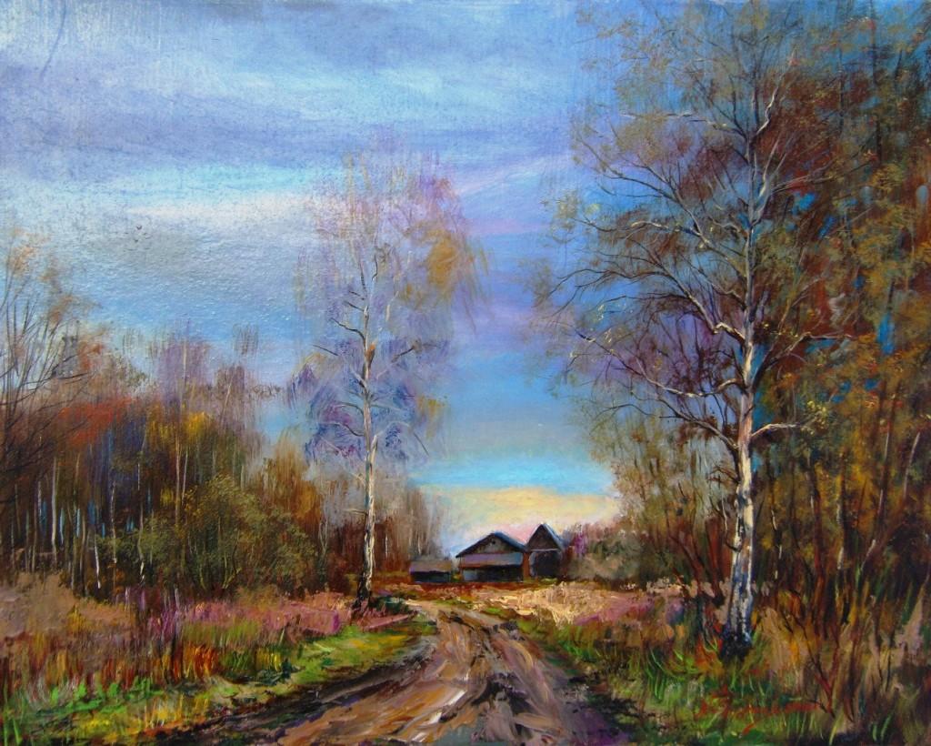 Скучная картина, Юрьев-Польский район 06