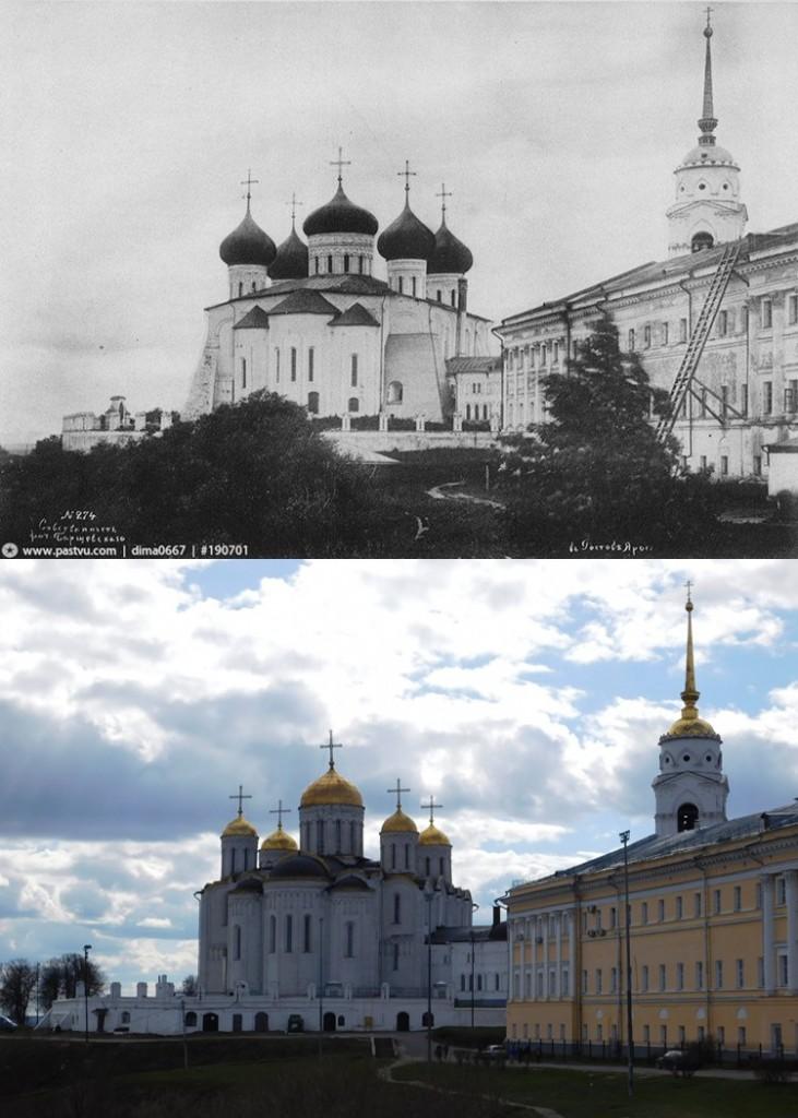 Старый-Новый Владимир - Успенский собор