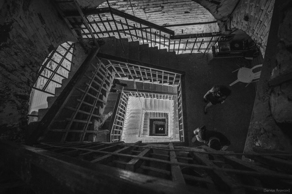 Три яруса, 72 метра - самая высокая городская постройка Суздаля 03