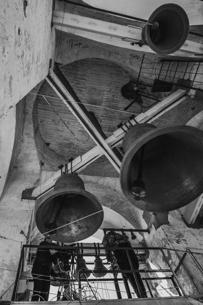 Три яруса, 72 метра - самая высокая городская постройка Суздаля 04