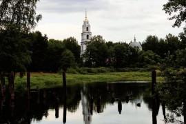 Церковь Троицы Живоначальной в Эрлексе, Гусь-Хрустальный район