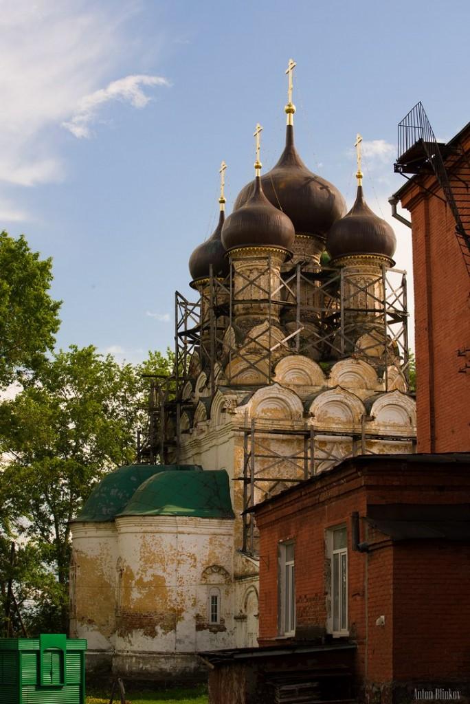 г. Владимир. Успенская старообрядческая церковь