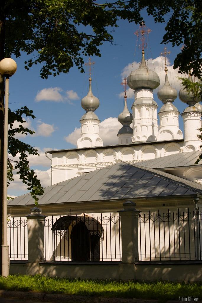 г. Суздаль, Храм Святого Николая