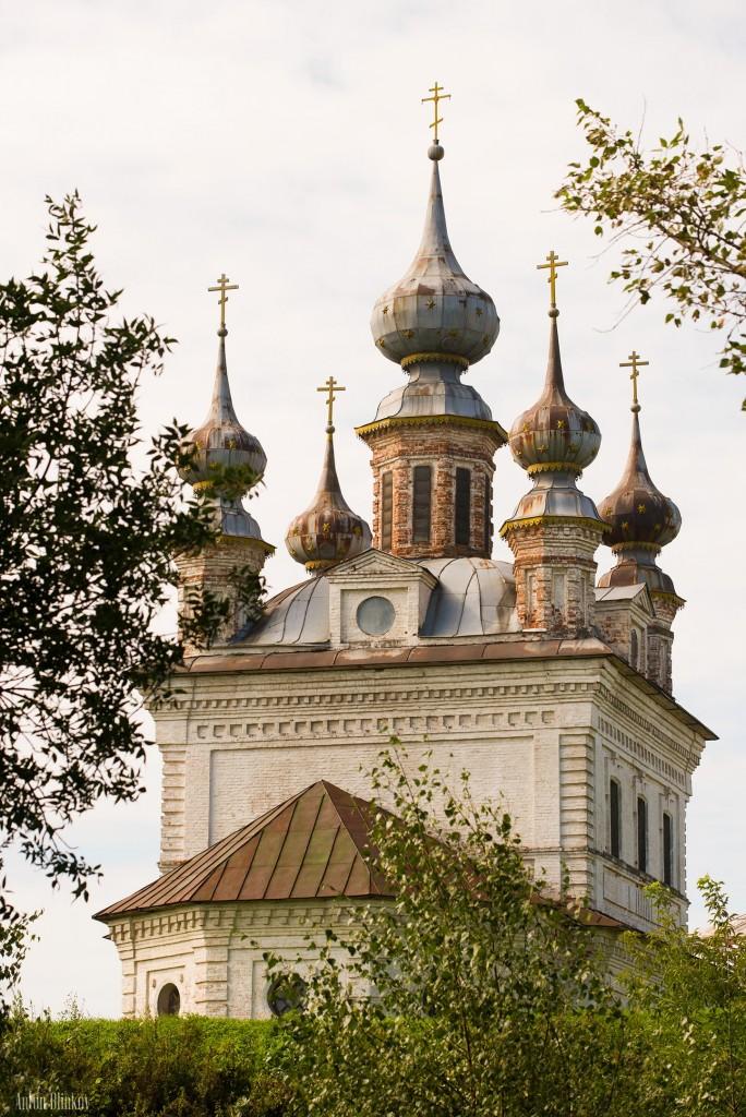 г. Юрьев-Польский, собор Архангела Михаила